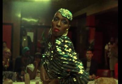 Pepper LaBeija; drag legend