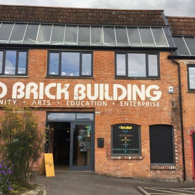 Red Brick Building photo