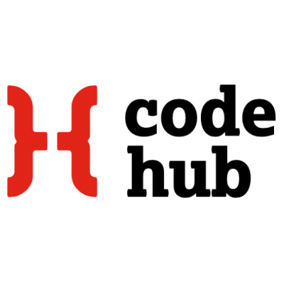 Codehub logo with text